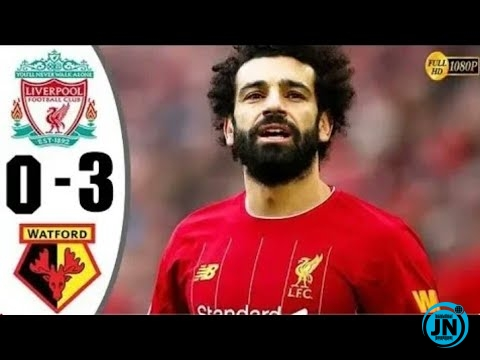 Watford vs Liverpool 3-0 - All Highlights & Goals